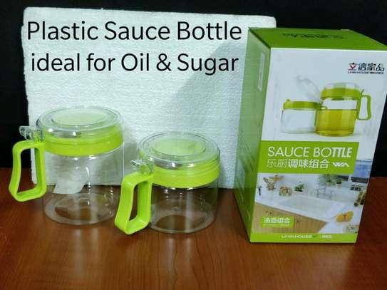Sauce bottle image 1