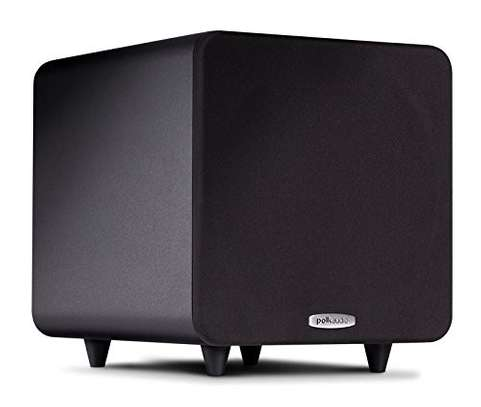 """Polk Audio PSW111 Compact Powered 8"""" Subwoofer 