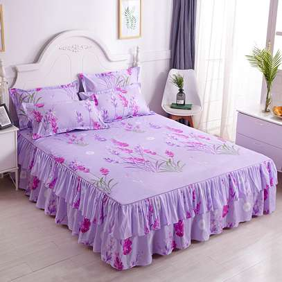 BED SKIRTS ELEGANT FOR YOUR ROOM ESTACE image 6