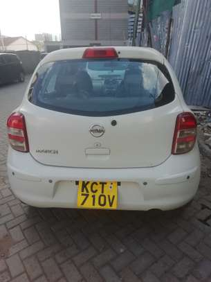 Locally used Nissan March image 3