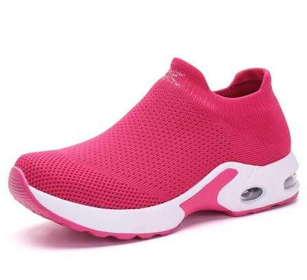 Ladies fantastic sneakers image 2