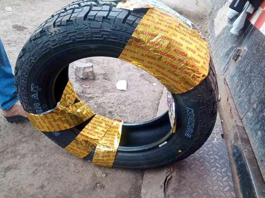 235/60R18 A/T Brand new Kenda tyres