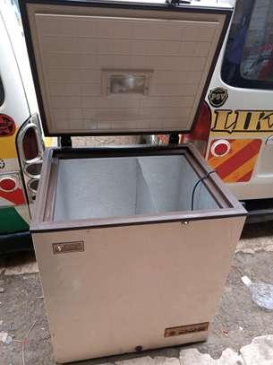 Ex Uk Chest Freezer image 1