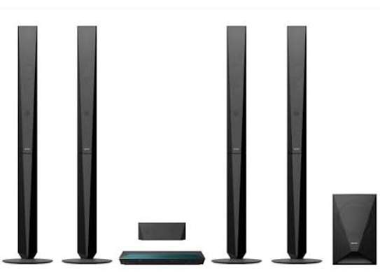 Sony bdv E6100 Home Theater System image 1