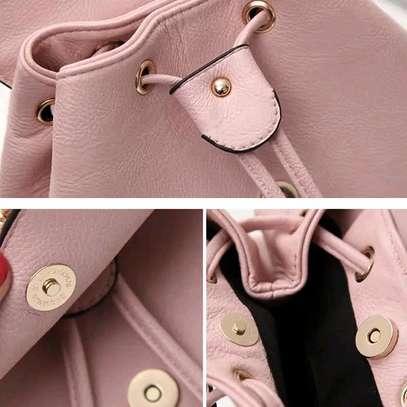 PU Leather monkey bag image 3