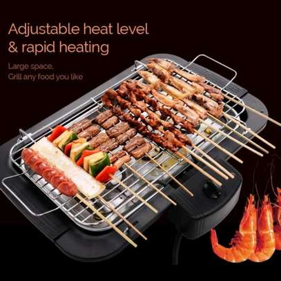Electric  Barbecue Grill image 1