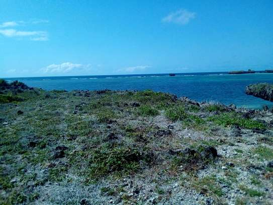 The Beach plot for sale in watamu image 5