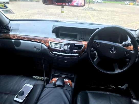 Mercedes S-class image 10