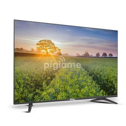EEFA 43 inches Android Smart Frameless Digital Tvs image 2