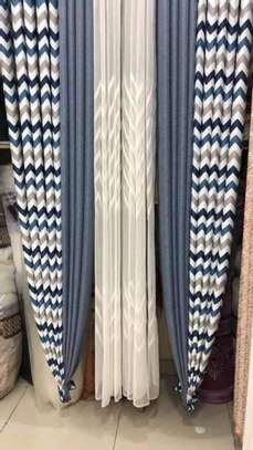 ADORABLE DOUBLE-SIDED CURTAINS AND SHEERS image 2