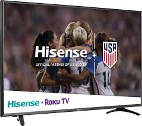 HISENSE HISENSE 50'' Inch Smart 4K Ultra HD TV