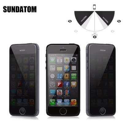 5D Full Glue Anti-spy Privacy Screen Protector For iPhone 6 /6S image 4
