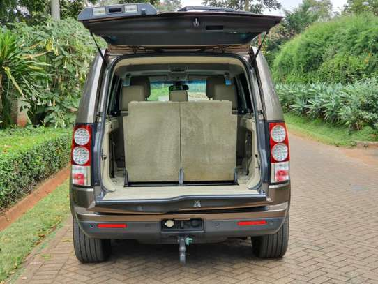 Land Rover Discovery IV image 9