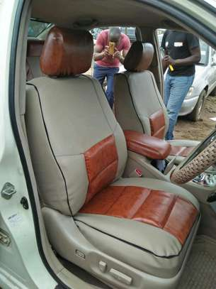New Nyali Car seat covers