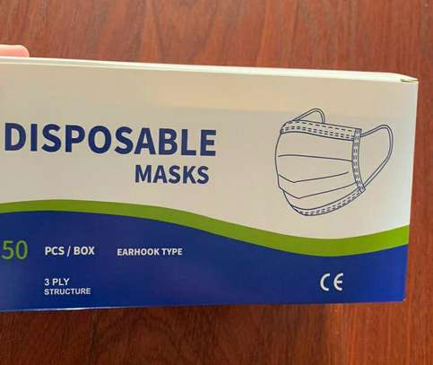 Imported 3ply Mask image 1
