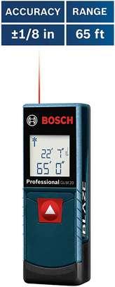 BOSCH GLM 20 Blaze 65' Laser Distance Measure image 1