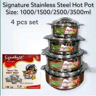 4pcs Signature Hotpots image 1