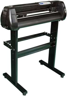 24 inch Cutting Plotter with Craftedge Softwar and  Heat Press Transfer Vinyl Different Colors image 1