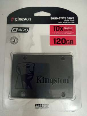 "Kingston A400 120GB SSD 2.5"" SATA3 image 1"