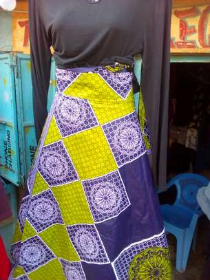 Kitenge skirt and dress image 1