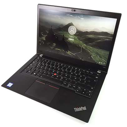 Lenovo Thinkpad T480 Ultrabook Core i5 image 1