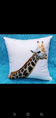 Animal print throw pillows cases image 1