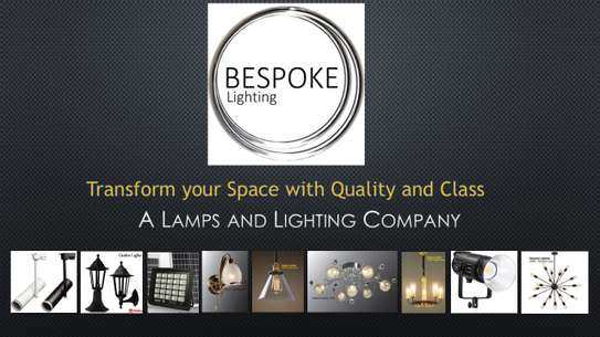 Bespoke Lighting image 1