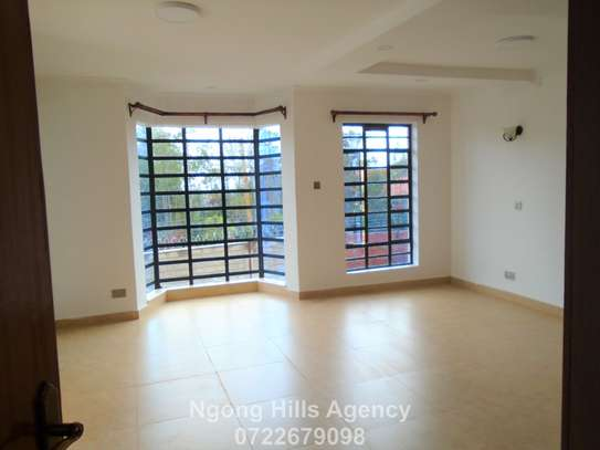 Four bedrooms townhouse with a DSQ for rent in Kibiko image 13