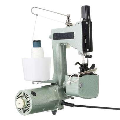 GK9-2 Electric Portable Sealing Sewing Machine Stitching image 1