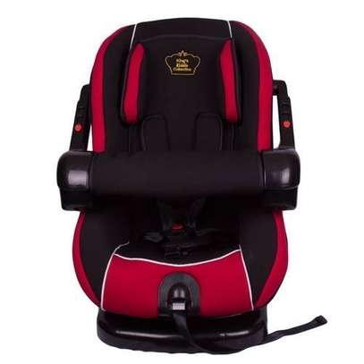 Infant baby Car seat- ( 0- 36 months) red/black image 1