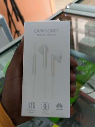 Huawei Earphones Metal Version brand new and sealed in a shop image 1
