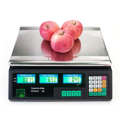 Scale Price Computing Electronic Scale 30KG image 3