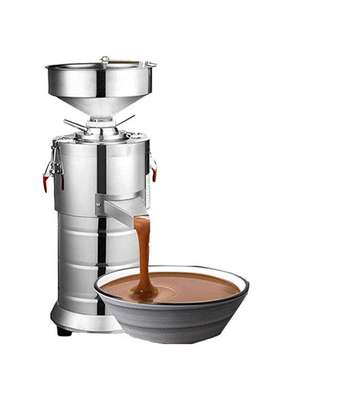 Stainless Steel Professional Peanut Butter Maker Machine image 1