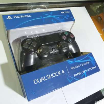 Sony Dualshock 4 Wireless Controller For Playstation 4 image 1