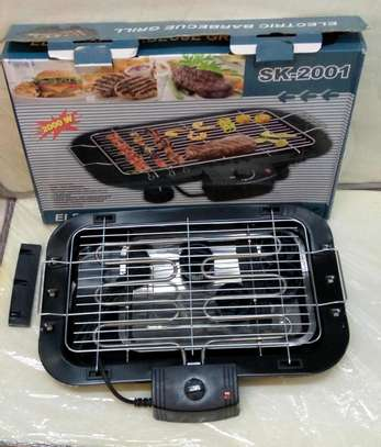 Electric Barbeque grill. image 1