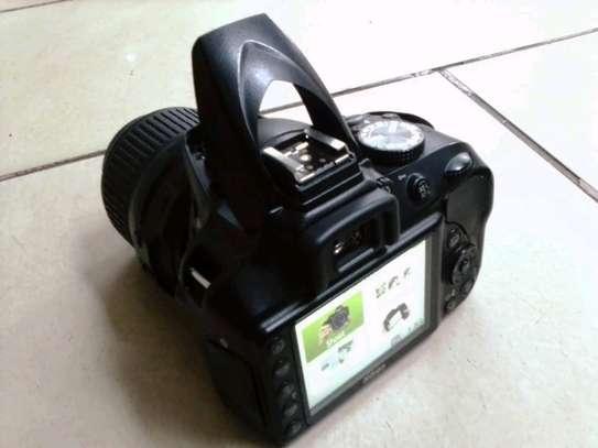 Nikon dslr camera d3400 image 4