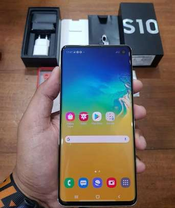 Samsung Galaxy s10 512gb fresh in the box image 1