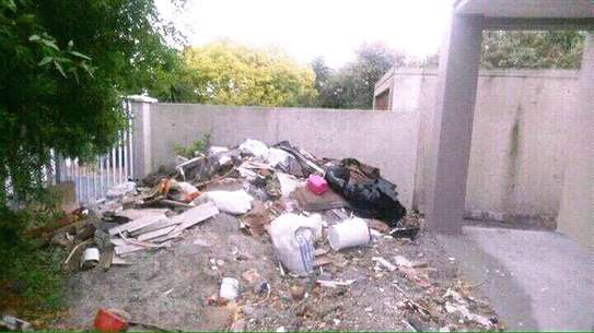 Rubbish, garbage and garden waste removals!Cleaning & Domestic Workers image 3