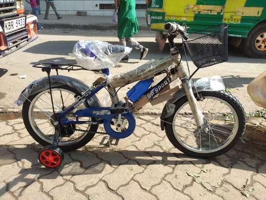 16inch blue durop kids bike