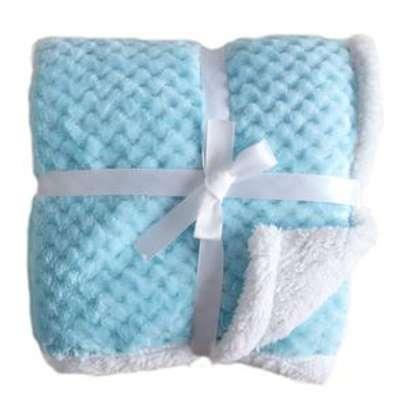 Soft Baby shawl image 2