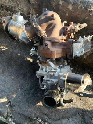Toyota Hiace 7L 1KD New Model Turbo with Actuato image 6