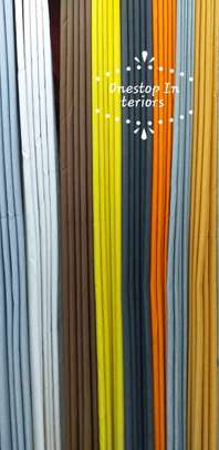 House Curtains and office blinds image 4
