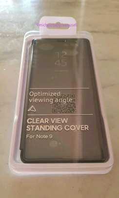 Official Clear View Case with Sensor for Samsung Galaxy Note 9 image 5