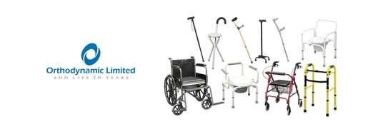 Recliner wheelchair image 8