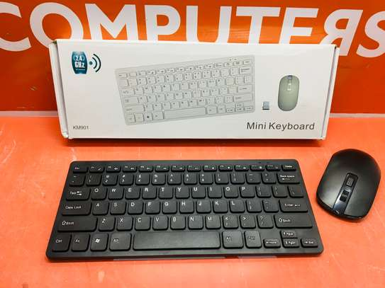 Wireless Keyboard and Mouse (USB Dongle) image 3
