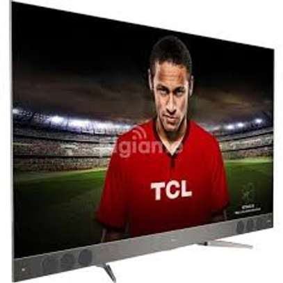 TCL QLED 4K 55 inch C725 Android 11 TV image 1
