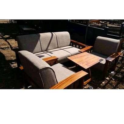 Durable Beautiful Modern 5 Seater Skeleton Sofa image 2