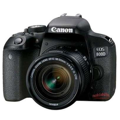 Canon EOS 800D Digital SLR Camera only image 1