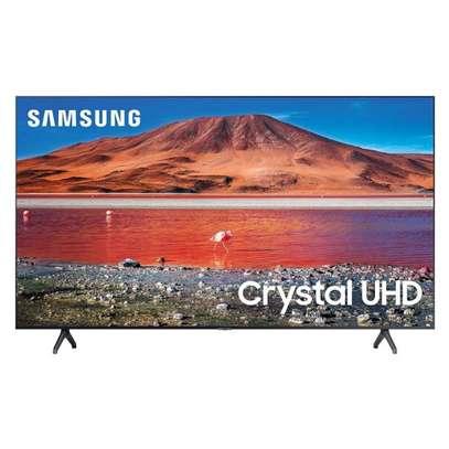 Samsung 50 Inch Crystal UHD 4K Smart TV – 50TU7000 image 1