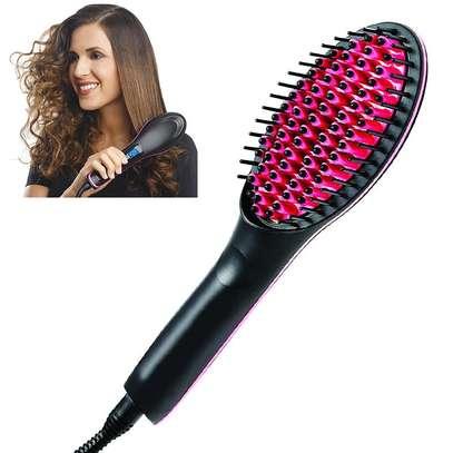 Simply Straight Hair Straightener ceramic brush image 2